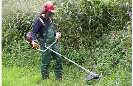 Расчистка и уборка участка